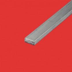 Barre aluminium plate 100mm