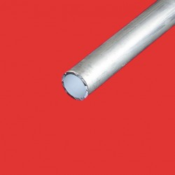 Tube aluminium diametre 10mm