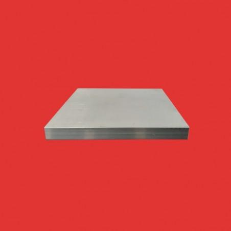 Platine aluminium 150 x 150 mm