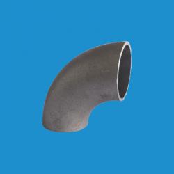 Coude acier 90° 3D diamètre 33,7 mm